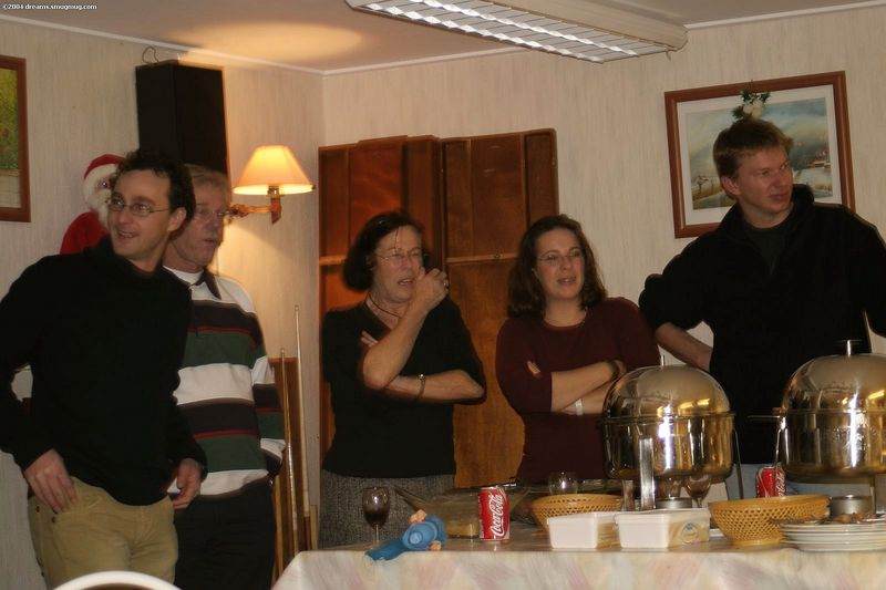 Jefta, oom Bert, tante Willy, Isabelle and Rob