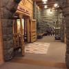 All of Timberline Lodge was constructed by the local craftsmen of Oregon during the Great Depression from 1936 through 1937 as a WPA New Deal Program.