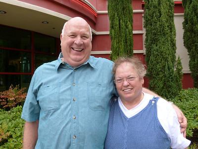 Carl, & Gloria