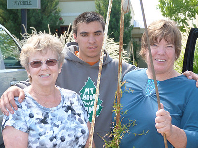 Nancy Weir, Kyle, & Mary Ann