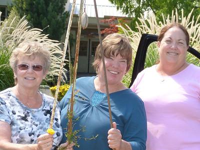 Nancy Weir, Mary Ann, & MP