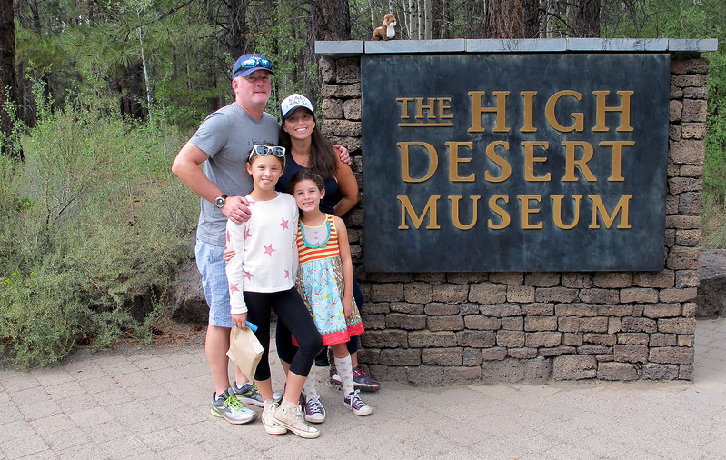 The High Desert Museum, Bend, Oregon