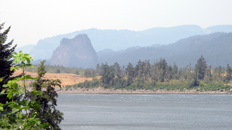 Beacon Rock, Washington, Columbia River Gorge