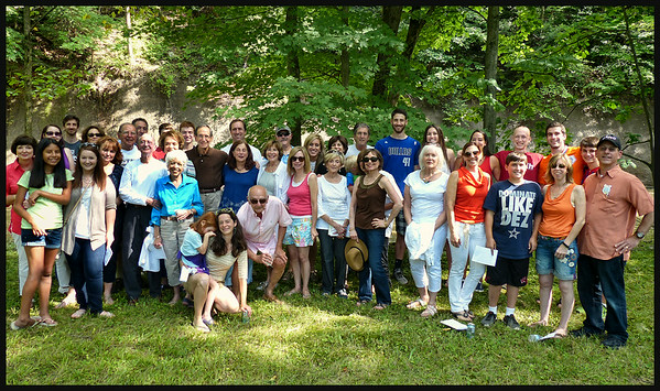 Oster Family Picnic 2014