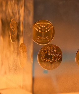 The Currency Museum- Coins in Lucite