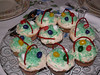Easter Basket Cupcakes made by Dominic & Sophie