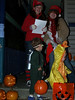 Halloween '07 (Christmas Carolers, a diver, & a duck)