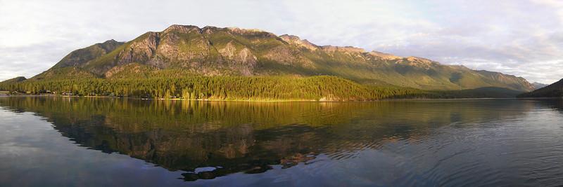 Premier Lake, BC.