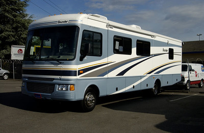 Our 2005 Bounder Motorhome