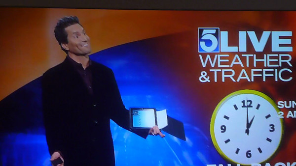 Our 43rd Anniversary on KTLA