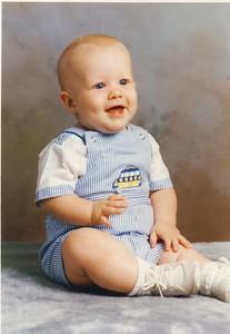 Jay P - 7 Months June 1986