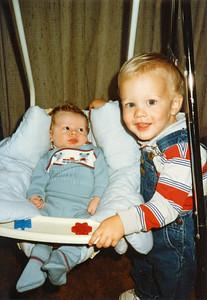Jack & Jay September 1987