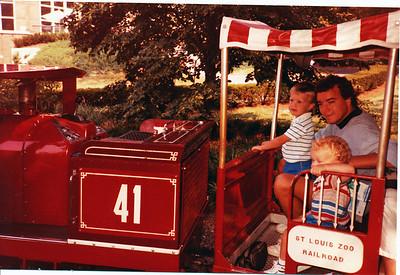 Grant's Farm August 1989