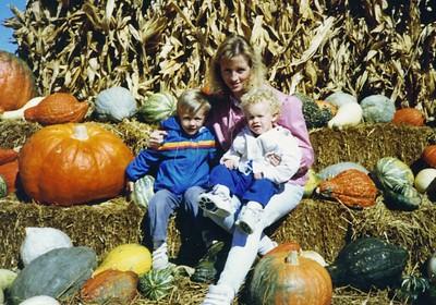 Pumpkin Patch October 1989