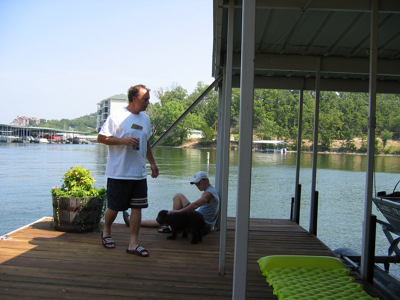 Lake of the Ozarks<br /> August 2006