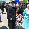 Graduation from Lindenwood University