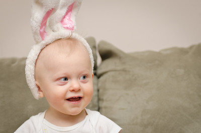 2013-03 - Benjamin in Bunny Ears