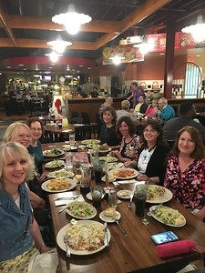 With West Lake Landfill Ladies at Pasta House