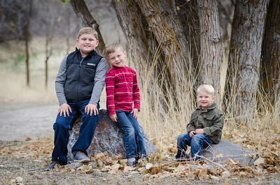 2017-11 - Autumn Family Portraits
