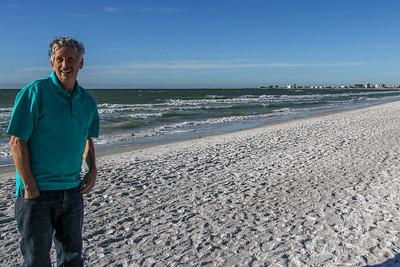 Bob, Clearwater Beach, 2015