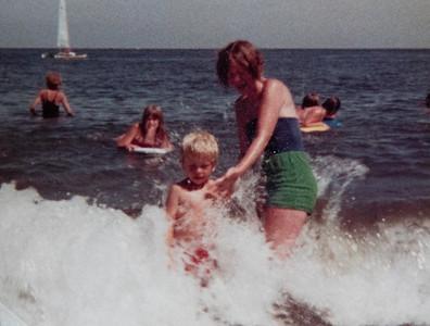 McGrath Family Vacation 1982