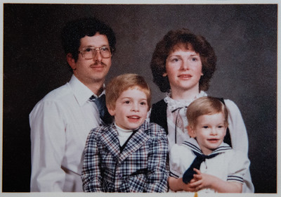 Family picture 1983
