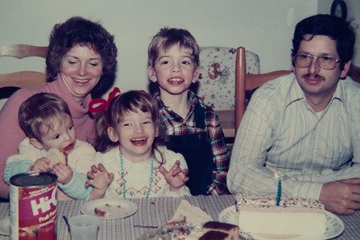 Bob's Birthday 1985
