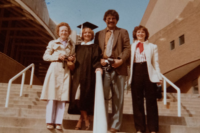 Mary Ann's Graduation - Denver 1983