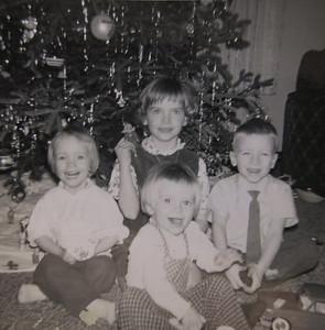 Jean, Joan, Don, Ruth   1963