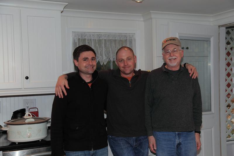 Aaron,Ethan,and Scott