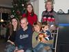 <big>Merie, Jackie<BR> Amanda, Jimmy, Whitney & Jayme</big><BR> Christmas Eve 2005