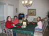 <big>Merie, Mom, Georgia & Brittany</big><BR> Christmas Eve 2005