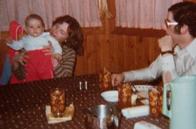 Ruth & Paul's Birthdays