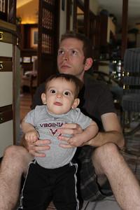 Jack & Uncle Christopher