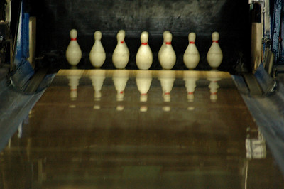 Duckpin Bowling in Balitmore - November 2007