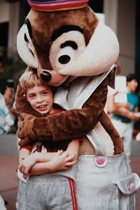 Disney World 1986