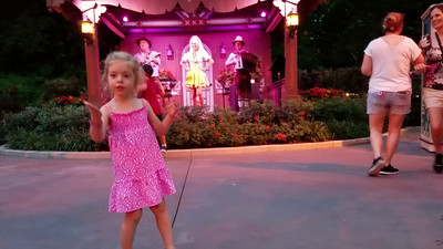 Dancing Mila