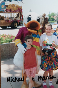 Disney World 1991