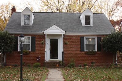 Jamie & Zach's house