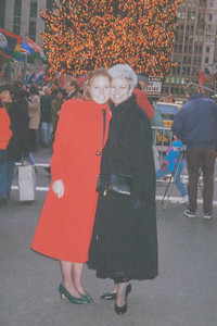 Mother/Daughter NYC Trip 1996