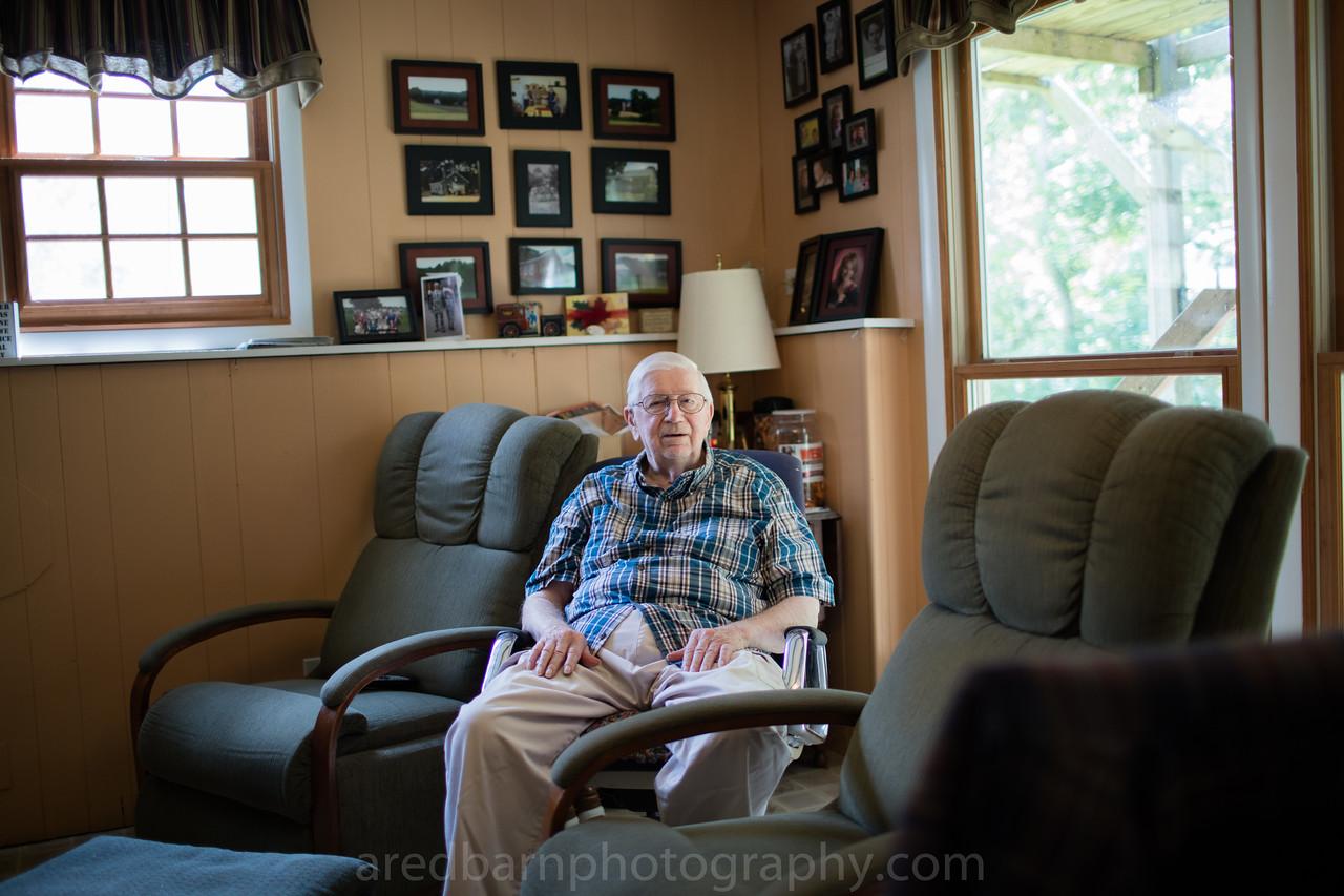 Grandpa Brumgard