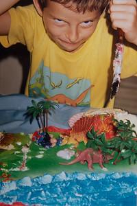 Michael's 9th birthday 6/25/93