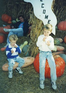 Pumpkin Patch October 1991
