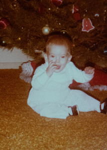 Marisa - Christmas 1981