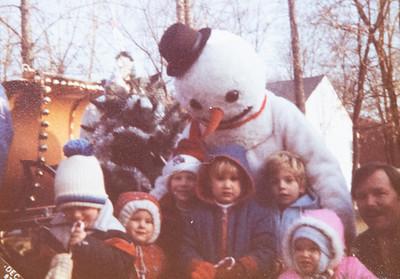 Santa's Visit 1982