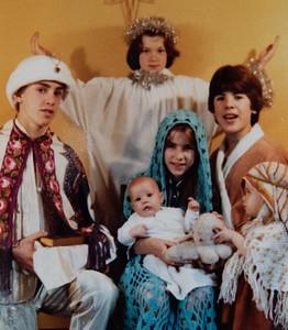 Pat McGrath Family Pix 1982