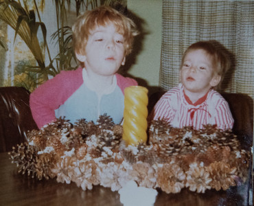 Happy Birthday Baby Jesus 1982