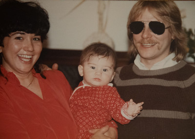 Peggy, Tommy & Tom 1984