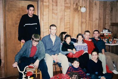Christmas Eve 2001