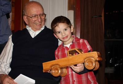 Grandpa Ben & Anthony